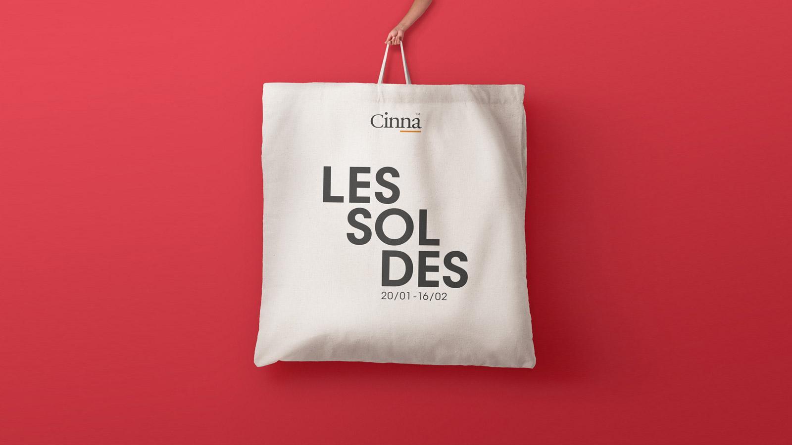 SOLDES_CINNA Cinna