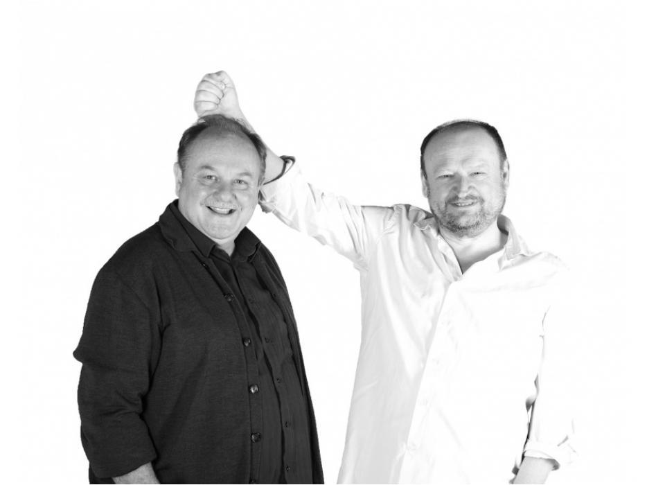Claudio Dondoli & Marco Pocci Cinna