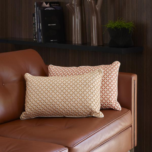 COUSSIN BRODERIE CUIVRE Cinna
