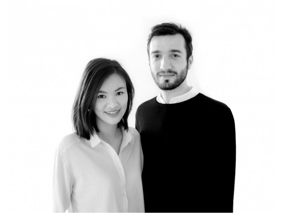 Amandine Chhor & Aïssa Logerot Cinna